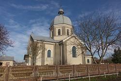 Жуличі. Церква св.Миколая