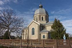 Церковь в селе Жуличи