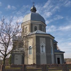 Церковь св.Николая (с.Жуличи, Львовская обл.)