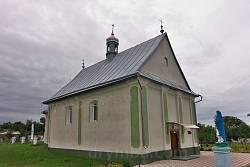 Литячи. Церковь св. Архистратига Михаила