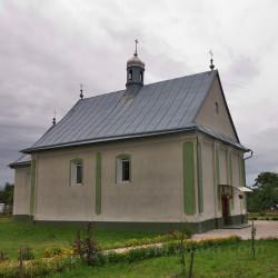 Церква св. Архістратига Михаїла (с.Литячі, Тернопільська обл.)