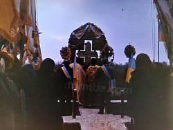 Освячення хреста після реставрації. Фото Михайла Степ'юка