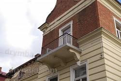 Балкон на фасаді