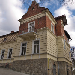 Вілла (палац) графів Гіжицьких (м.Львів)