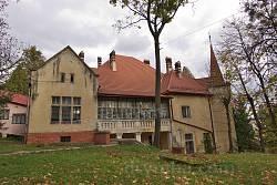 Юго-восточный фасад