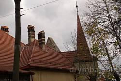 Крыши и дымоходы