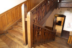 Главная лестница наверх
