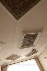 Потолок главного зала