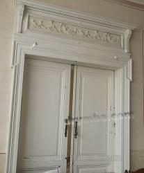 Резные дверные рамы