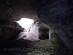 Рукотворна печера у селі Підпечери