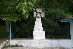 Крест над источником