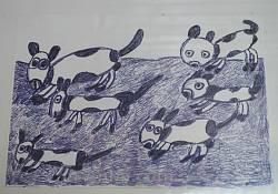 Малюнок Богдана Горбаля
