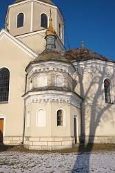 Боковая часовня храма
