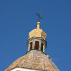 Главный купол храма