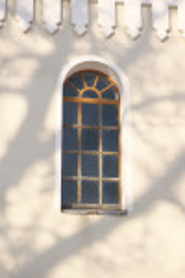 Окно бабинца