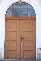 Главные двери