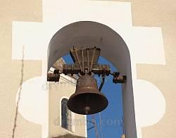 Главный колокол в колокольне