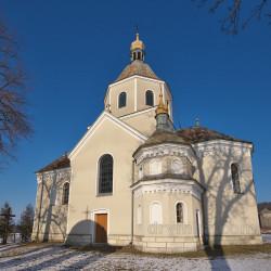 Церковь Покрова Пресвятой Богородицы (с.Черемошня, Львовская обл.)