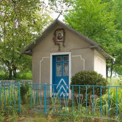 Капличка біля старого цвинтаря