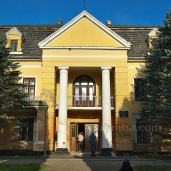 Имение и дворец Дзедушицких (с.Неслухов, Львовская обл.)