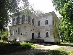 Дом полковой канцелярии в Козельце