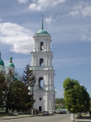 Колокольня собора Рождества Богородицы