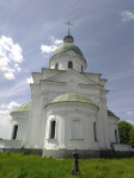Лемеші. Церква Трьох Святителів