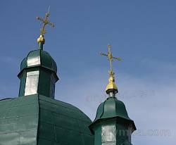 Старовинні ковані хрести
