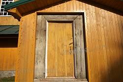 Двері ризниці
