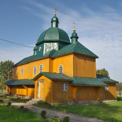 Церковь Успения Пресвятой Богородицы (с.Браховка, Львовская обл.)