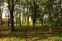 Парк у народного дома