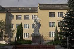 Школа в Соколовке