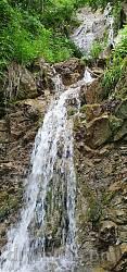 Дзеркальний водоспад. Найвищий каскад