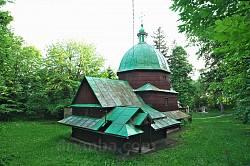 Деревянная церковь св.Онуфрия