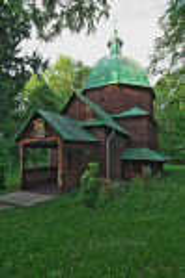 Онуфриевская церковь в Буске