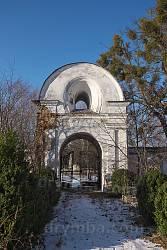 Ворота костела Успения Богородицы